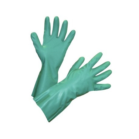 GANTS DE MENAGE EN VINYL T10/XL