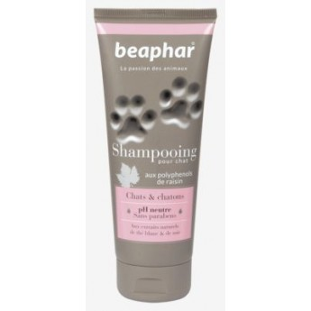 SHAMPOING CHAT ET CHATON 200 ML