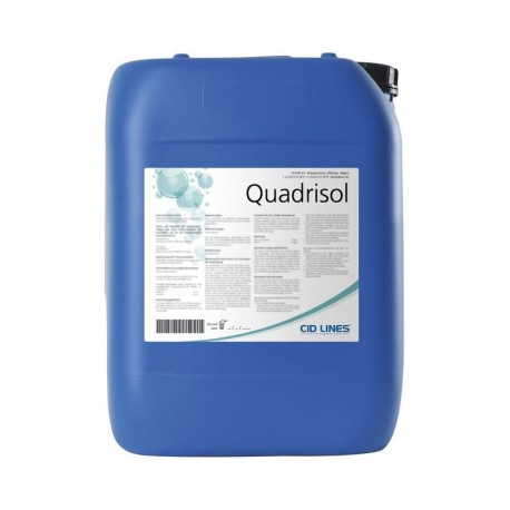 DECONTAMINANT QUADRISOL 25L