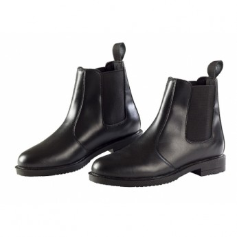BOOTS NORTON FIRST EN SYNTHETIQUE NOIR