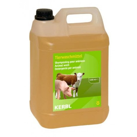 Shampooing pour animaux 5 L