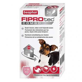 FIPROTEC COMBO chien 2-10kg