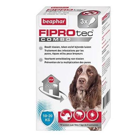 FIPROTEC COMBO chien 10-20kg
