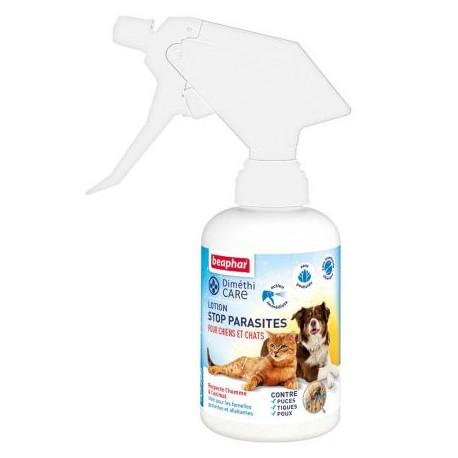 Diméthicare anti-parasitaire chien/chat 250ml