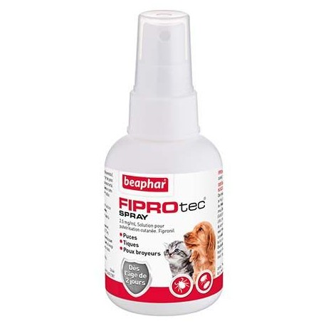FIPROTEC SPRAY chaton/chiot