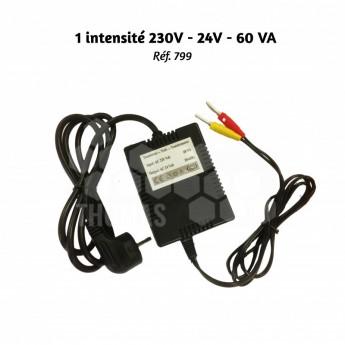 Soude cire électrique fil à fil 60VA