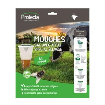 SAC A MOUCHE 5,5L (réutilisable)