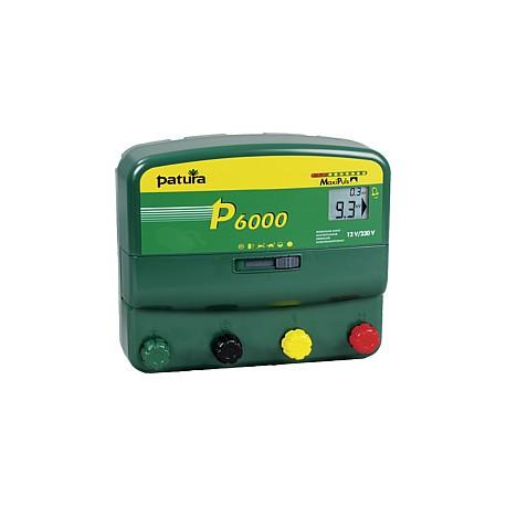 ELECTRIFICATEUR P6000 MAXIPLUS