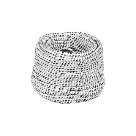 Corde élastique électrifiée 8mm, 25m